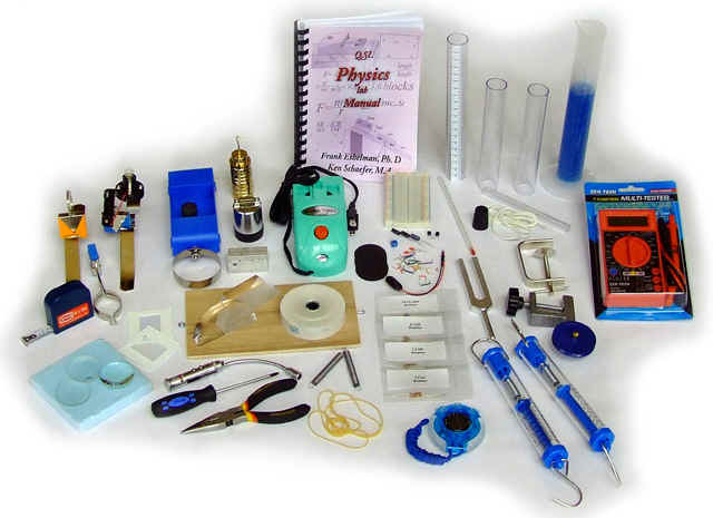 Physics Lab Kit